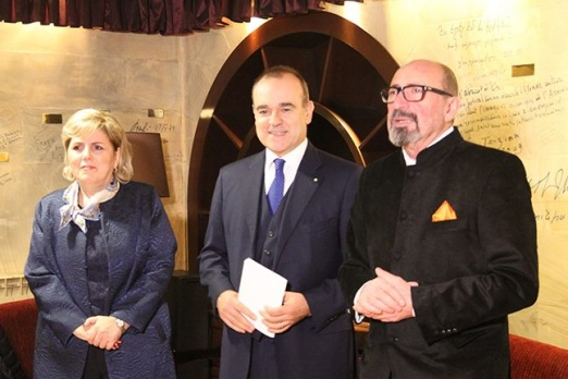 "The ""Italian pages of Armenian cinema"" were presented"