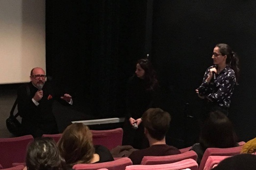 "European ""tour"" of Armenian cinema"