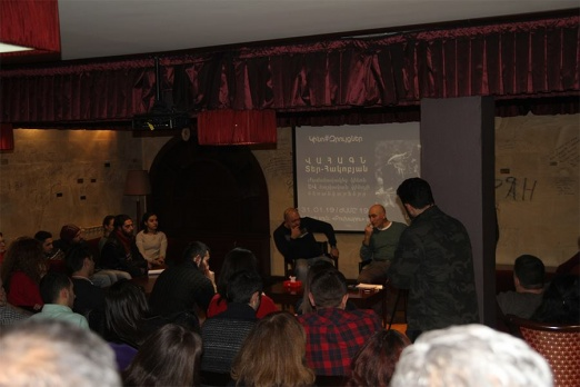 Vahagn Ter-Hakobyan talked about contemporary cinema and developing prospects of Armenian cinema