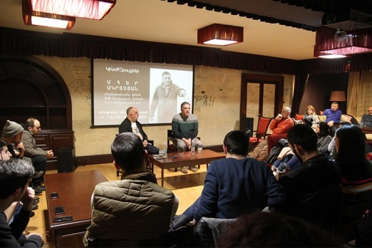 Cinema#Talks with Mher Mkrtchyan became a dialogue among few generations