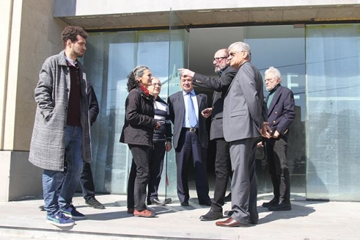 The concept of Armenian national cinematheque under the spotlight of the Government