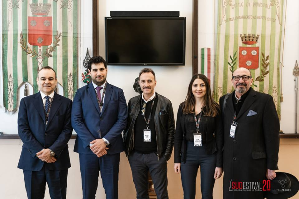 "Harutyun Khachatryan's ""Border"" on Italian screen again"