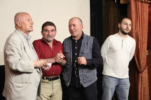 Union of film professionals of Gyumri was the guest of Cinema house