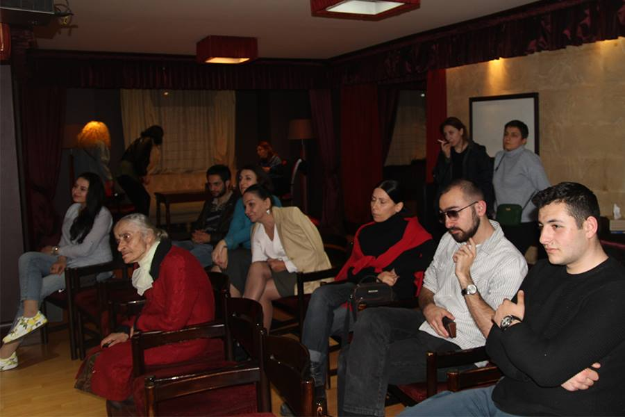 "Tarkowsky, the ""Dream"", Armenian cinema"